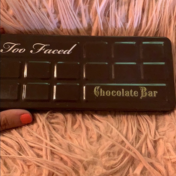 Too Faced Other - Too faced chocolate bar palette!